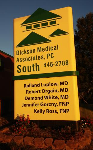 Dickson Medical pylon